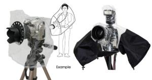 Camera Rain Coat