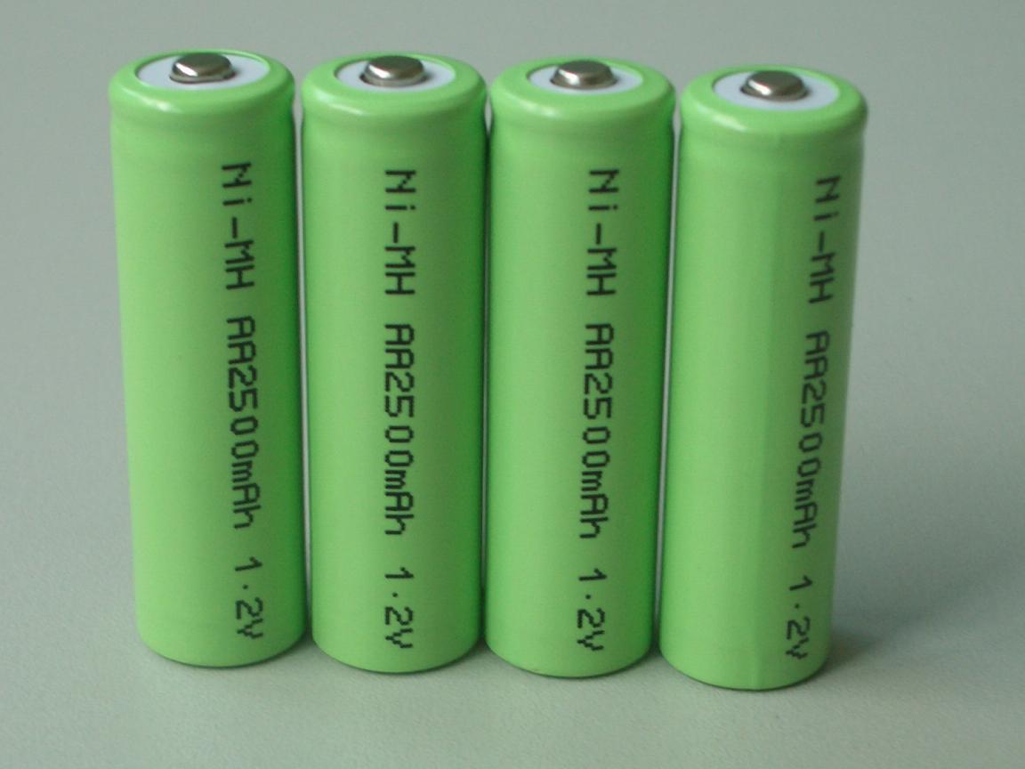 NiMH Rechargeable Batteries - AA / AAA / C / D / 9 Volt