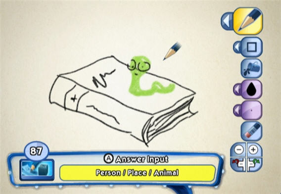 Pictionary provides hours of family fun, much like the Atari 2600 from